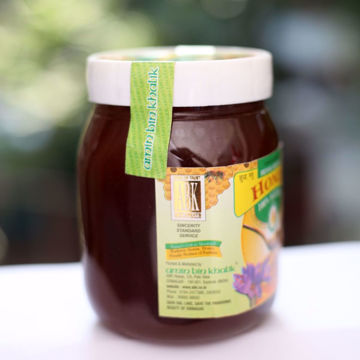 Picture of Multi-floral Honey, 650 gm
