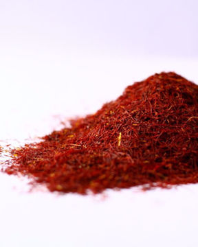 Picture of Saffron Powder (bits and pieces of red Stigmas), 50 gm