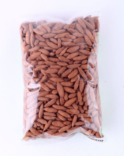 Picture of Chilgoza Pine nuts with shell, 250 gm